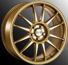 диск OZ SUPERLEGGERA RACE GOLD